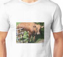 Moo-ve along Unisex T-Shirt