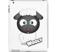 Farm Animal Fun Games - Wooly - White iPad Case/Skin