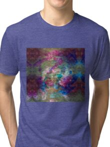 Watercolour 3 Tri-blend T-Shirt