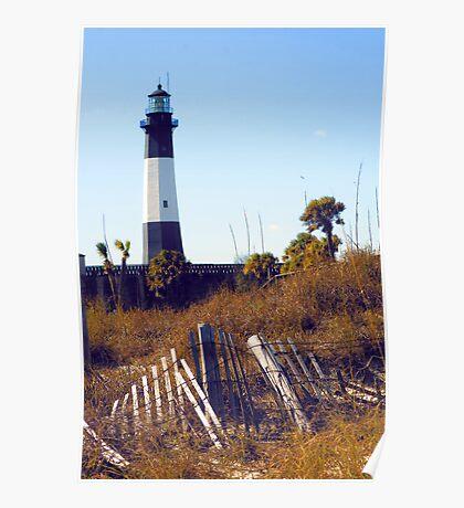 Tybee Island Lighthouse Poster