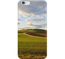 Northumbria Countryside. iPhone Case/Skin