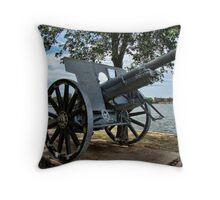 War Machine Throw Pillow
