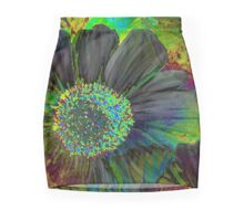 Kodachrome Floral Mini Skirt