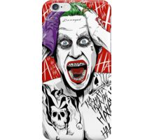 """Suicide Squad"" Joker iPhone Case/Skin"