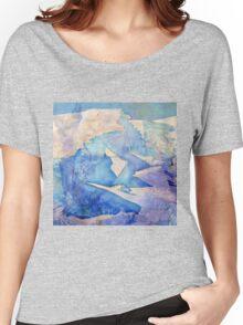 Meringue Women's Relaxed Fit T-Shirt