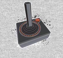 Atari Joystick II One Piece - Long Sleeve