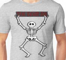 Inner Me .. a skeleton Unisex T-Shirt