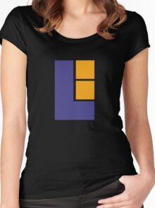 Lunar Women's Fitted Scoop T-Shirt