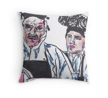 Lets Cook Throw Pillow