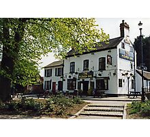 The Plough Inn Photographic Print