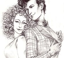 Dr Who and Song by katpowell