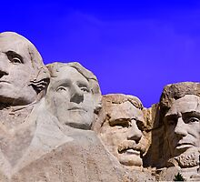 MT Rushmore by Michael Wolf