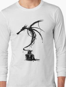 Dragon Ink Long Sleeve T-Shirt