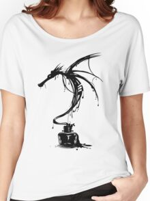 Dragon Ink Women's Relaxed Fit T-Shirt