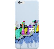 This City is Industrious.  iPhone Case/Skin