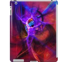 Icarus- Colorful Digital Abstract Art iPad Case/Skin