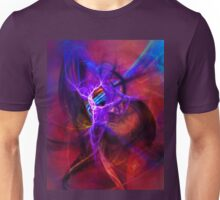 Icarus- Colorful Digital Abstract Art Unisex T-Shirt