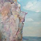 The White Rocks by Kseniya Nelasova