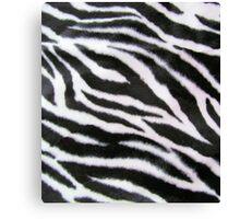 White Tiger Z 2 Canvas Print