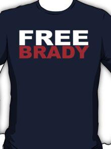 4 Game Suspension Free Tom Brady  T-Shirt