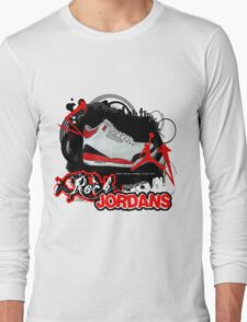 iRock Jordans Long Sleeve T-Shirt