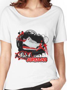 iRock Jordans Women's Relaxed Fit T-Shirt