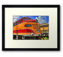 Florida East Coast Railway 1594 Framed Print