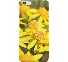 Simply Yellow iPhone Case/Skin