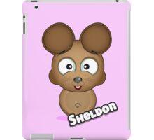 Farm Animal Fun Games - Sheldon - Pink iPad Case/Skin