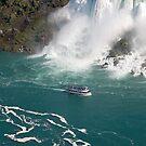 Niagara water foam by loiteke