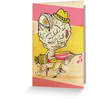 FIEND Greeting Card