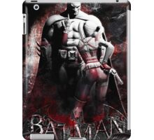 Batman & Harley Quinn Arkham City iPad Case/Skin