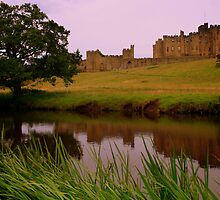 Alnwick Castle by Paul McGuire