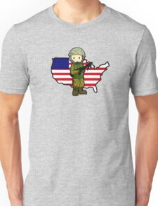 Soldier Boy Unisex T-Shirt