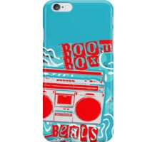 Ghetto Blaster iPhone Case/Skin