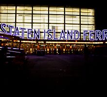 Staten Island Ferry by micpowell