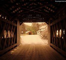 Under The Bridge by 1greenthumb
