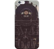 Portrait of Engine 1518 iPhone Case/Skin