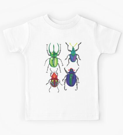 Beetles Kids Tee