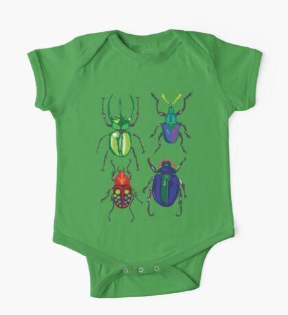 Beetles One Piece - Short Sleeve