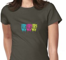 Sheep or Lions  Womens Fitted T-Shirt