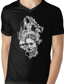 Old witch Mens V-Neck T-Shirt