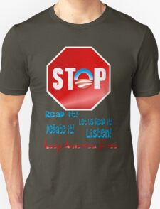 Stop The Rush! T-Shirt