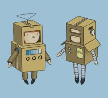 we can be robots by Tom Smart