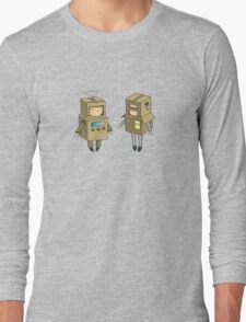 we can be robots Long Sleeve T-Shirt