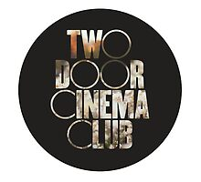 Two Door Cinema Club by HBgraphics