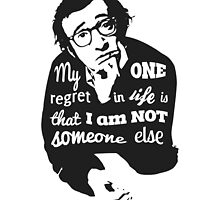 Woody Allen quote by Sithuralom