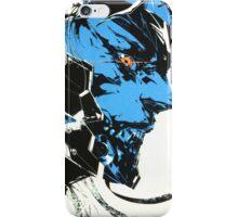 Metal Gear Rising : Revengeance [raiden] iPhone Case/Skin