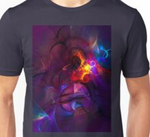In another life- colorful digital abstract art  Unisex T-Shirt