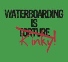 Waterboarding is Torture by Reed Braden